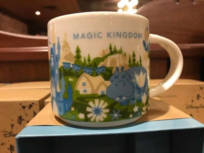 All Of The Exclusive You Are Here Starbucks Mugs Are