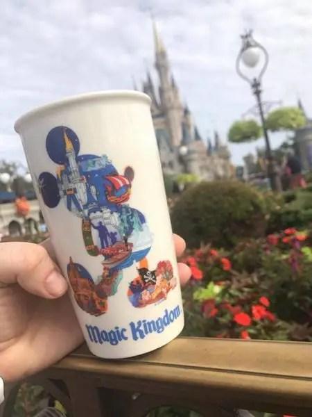 Starbucks Magic Kingdom Tumbler