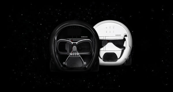 Star Wars Robotic Vacuums