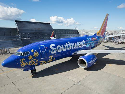 """Southwest Unveils """"Coco""""-Themed Boeing 737-700 Aircraft Plus an Opportunity to Win a FREE Trip to the Movie Premiere 1"""
