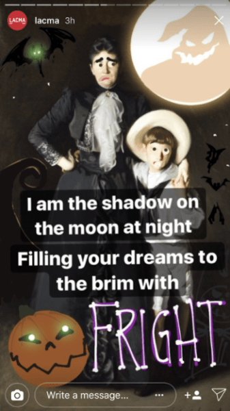 Tune In TODAY: 'Nightmare Before Christmas' Retold Using Ancient Art and Instagram Filters 1