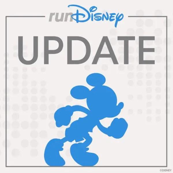 runDisney Cancellation