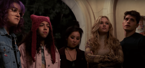 Marvel's Runaways Teaser Trailer