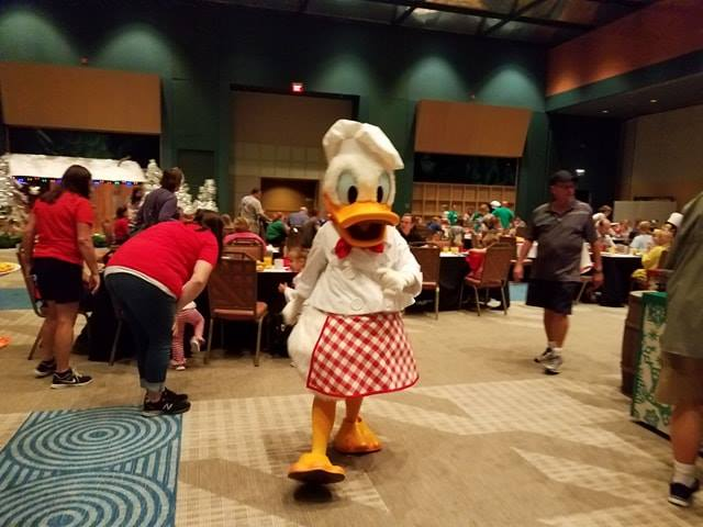 Chef Mickey's Temporarily Relocated To Convention Center During Refurbishment 13
