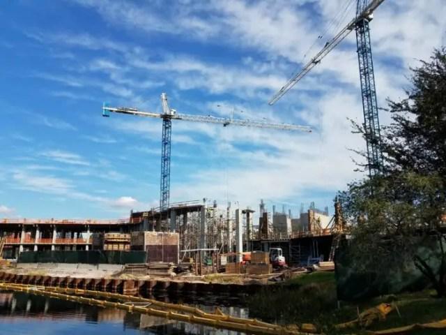 PHOTO: Coronado Springs 15-Story Tower Construction Update 2
