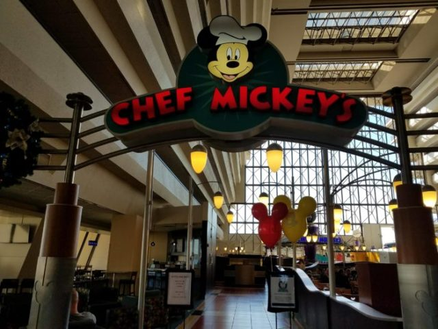 Chef Mickey's Convention Center