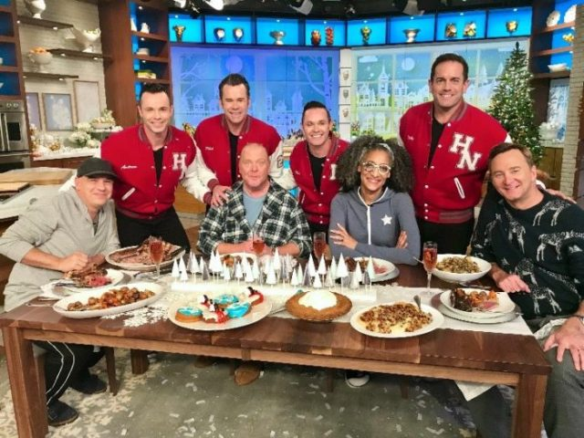 The Chew: Snowed In