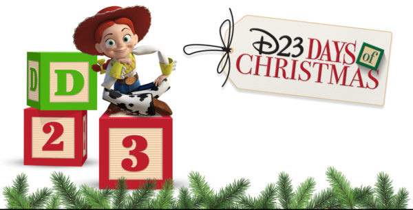 D23 Days of Christmas