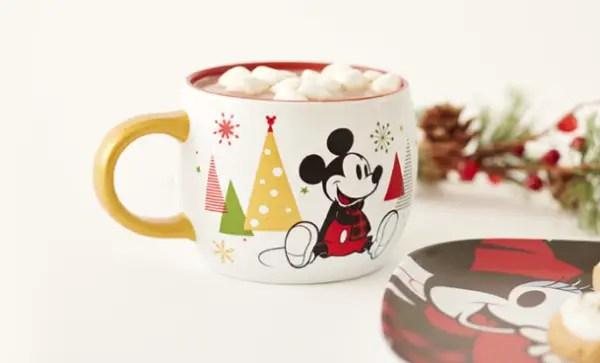 Christmas Disney mug