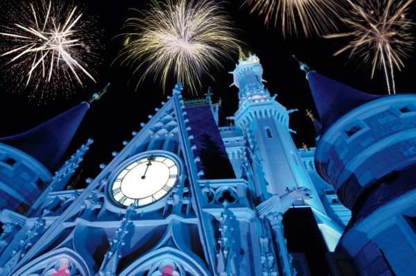 Road and Parking Lot Closures Announced for Walt Disney World on Dec. 30 & 31 1