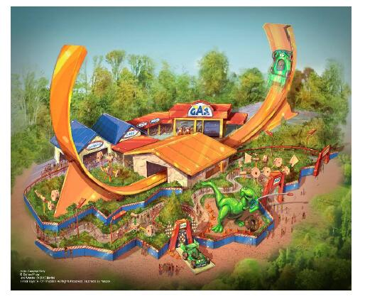 A New Land Is Coming To The Shanghai Disney Resort In 2018 3