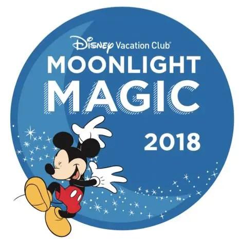 DVC Moonlight Magic is returning in 2018! 1