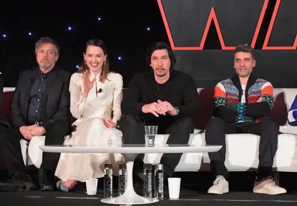 Star Wars: The Last Jedi Press Conference...a Recap 2