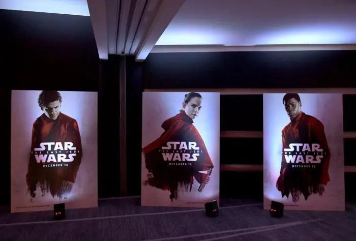 Star Wars: The Last Jedi Press Conference...a Recap 1
