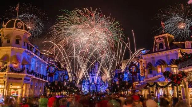 12 Days of Disney Parks Christmas
