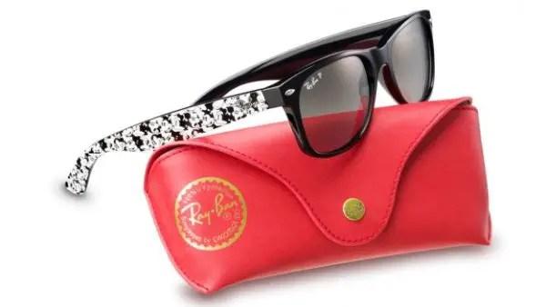 Mickey Mouse Ray-Ban Sunglasses
