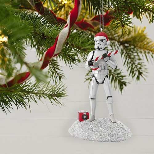 Stormtrooper Christmas Ornament