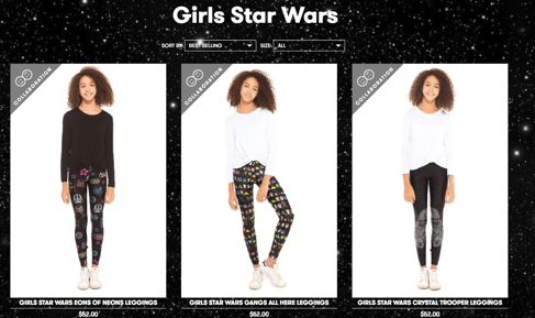 New Terez X Star Wars Collaboration Available Now 2