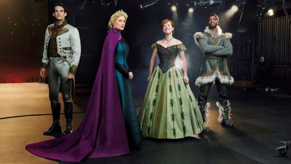 D23 Member tickets for Frozen on Broadway