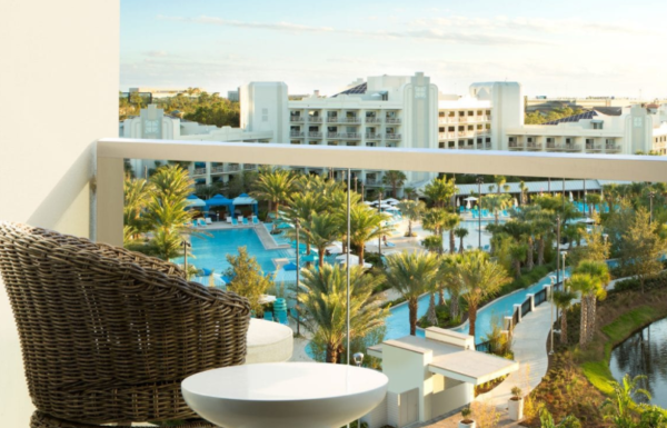 Magic is Everywhere at the Hilton Orlando Buena Vista Palace! 1
