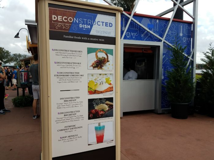 PHOTOS: 2018 Epcot International Festival of the Arts Booths, Menus and Food 80