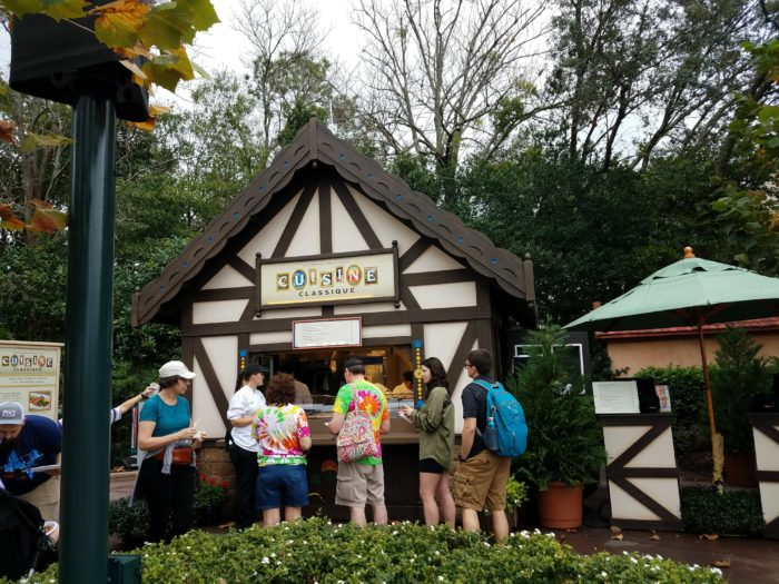 PHOTOS: 2018 Epcot International Festival of the Arts Booths, Menus and Food 46