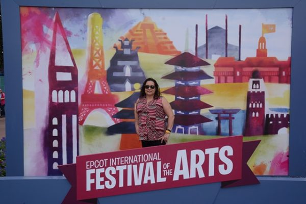 Epcot International Festival of the Arts PhotoPass