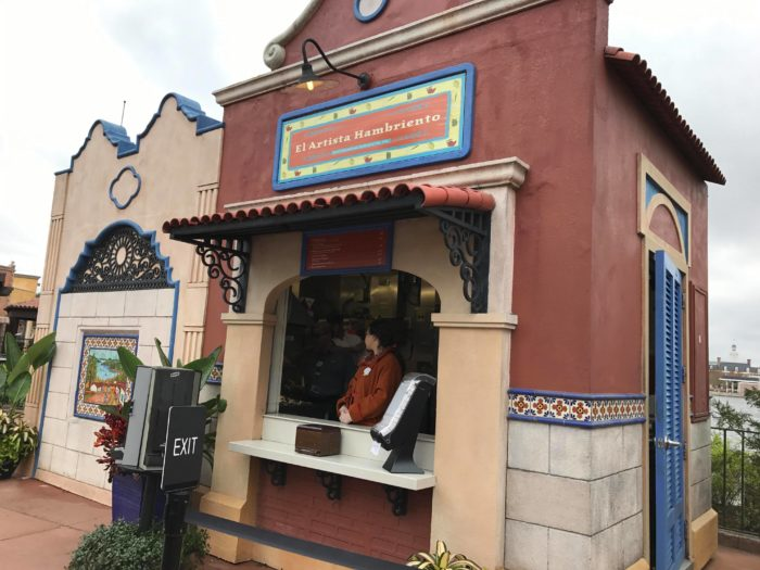 PHOTOS: 2018 Epcot International Festival of the Arts Booths, Menus and Food 18