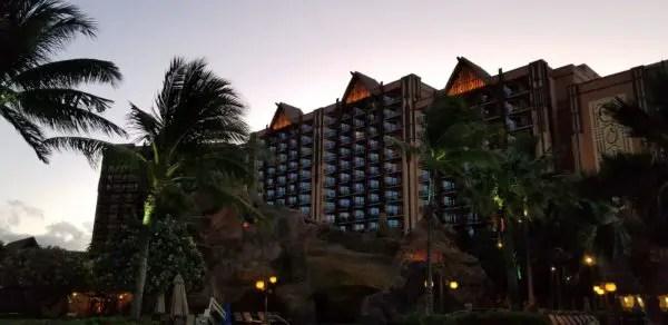 Sunrise Walking Tour of Disney's Aulani Resort & Spa 31