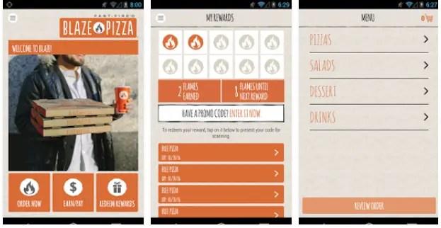 Blaze App