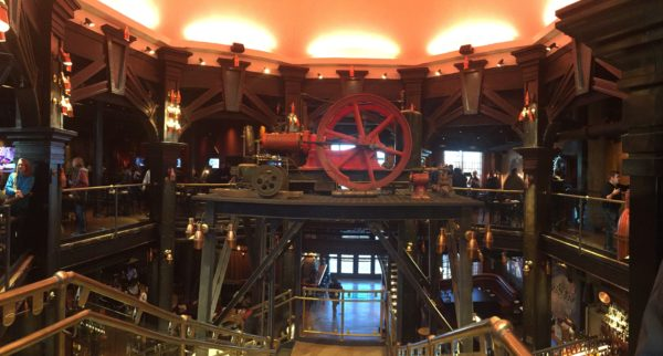 Now Open: The Edison at Disney Springs! 1