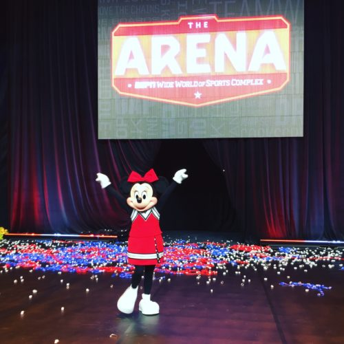 The Opening of The Arena at ESPN Wide World of Sports Complex 4
