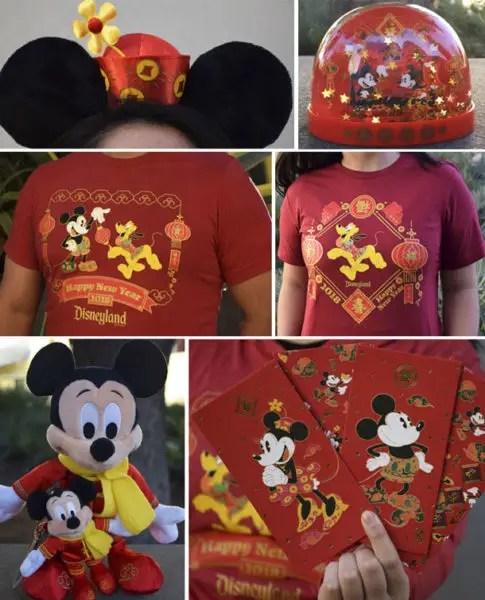 Lunar New Year Has Arrived at Disneyland 1