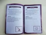 Passport Page 14 & 15