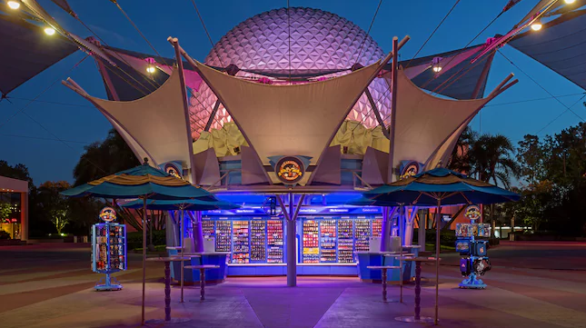 Epcot Guided Tour