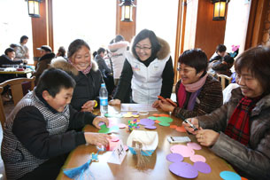 Shanghai Share the Joy event