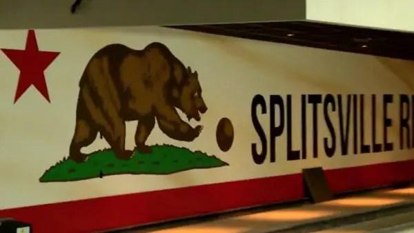 Sneak Peek at Disneyland's New Bowling Alley - Splitsville Luxury Lanes! 1
