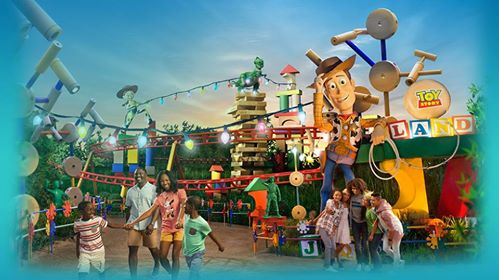 Toy Story Opening