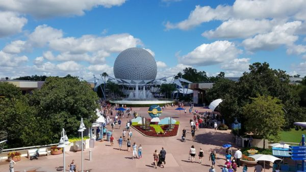 Epcot Merchandise Events