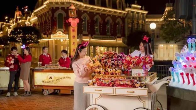 Chinese New Year Celebration Kicks Off Spectacular Year At Hong Kong Disneyland Resort 1