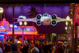 Season of the Force At Disneyland Paris Features Large-Scale Fan-Built Star Wars Vehicles 2