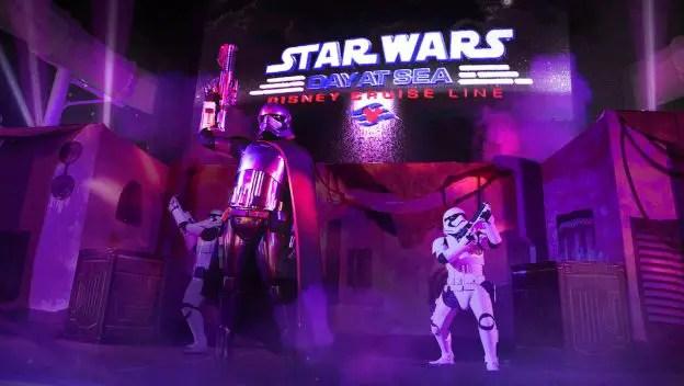 Star Wars Day at Sea