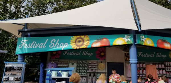 Check Out the Gorgeous Epcot Flower and Garden Festival Merchandise 1