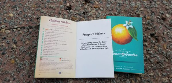 Your Passport to the Epcot Flower & Garden Festival 8
