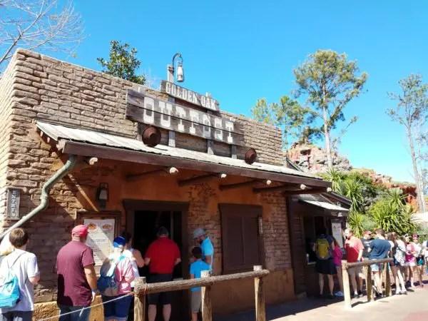 Golden Oak Outpost Now Serving Barbecue Chicharrones 1
