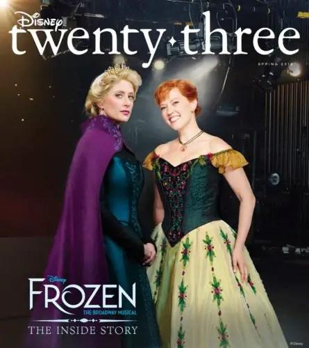 Disney Twenty-Three Frozen