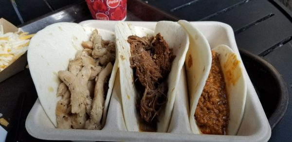 Tacos 3 Way Pecos Bills