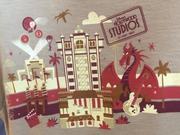 Hollywood Studios Tees