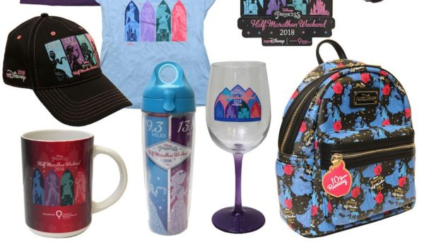 Disney Princess Half Marathon Weekend Merchandise