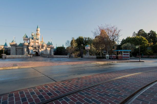 Disneyland Reveals New Brickwork on Main Street U.S.A 2